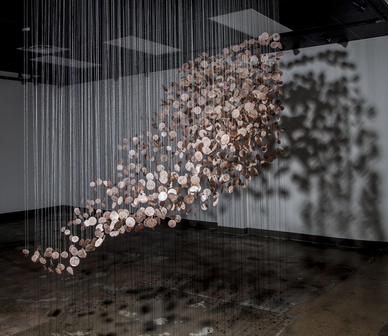 abbie r powers installation art