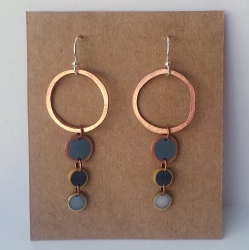 sundog handmade copper jewelry