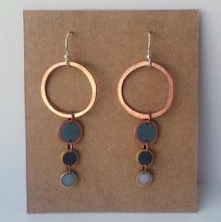 sundog handmade copper jewelry