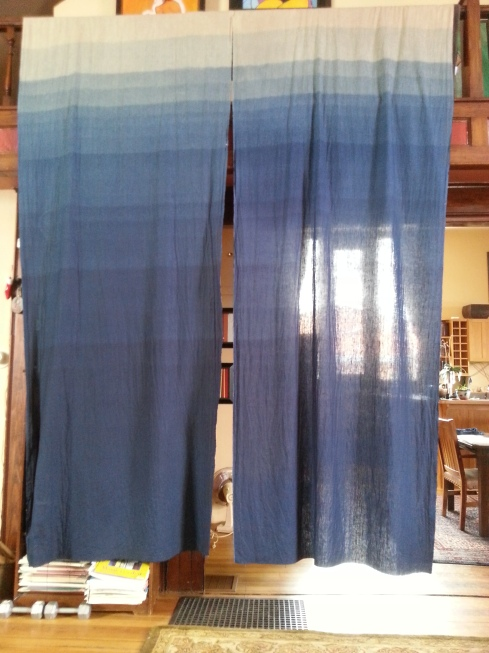 abbie powers, hand dyed linen, loveland colorado